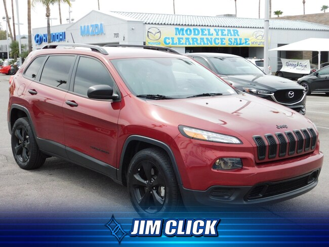 2016 Jeep Cherokee Sport FWD SUV