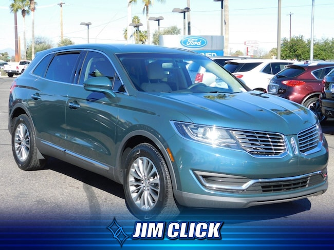 2016 Lincoln MKX Select Select FWD