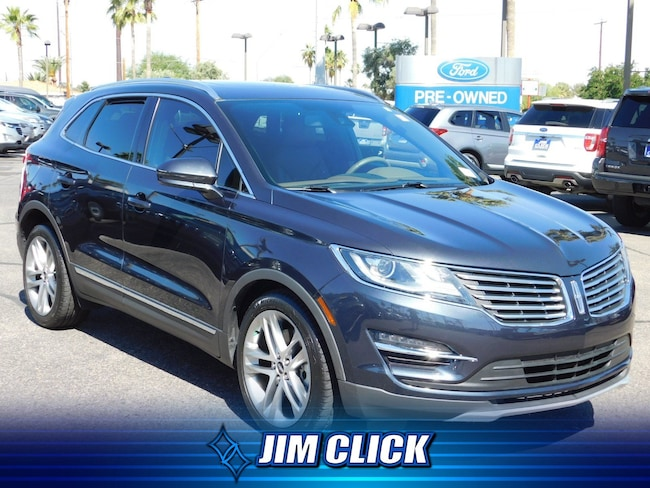 2015 Lincoln MKC 4DR AWD AWD