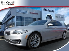 Used 2016 BMW 535i WBA5B1C58GG134394 For sale near Maryville TN