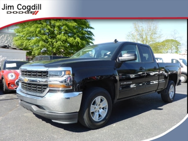 Used 2018 Chevrolet Silverado 1500 LT w/1LT Truck Double Cab For sale near Maryville TN