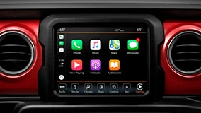APPLE CARPLAY®INTEGRATION