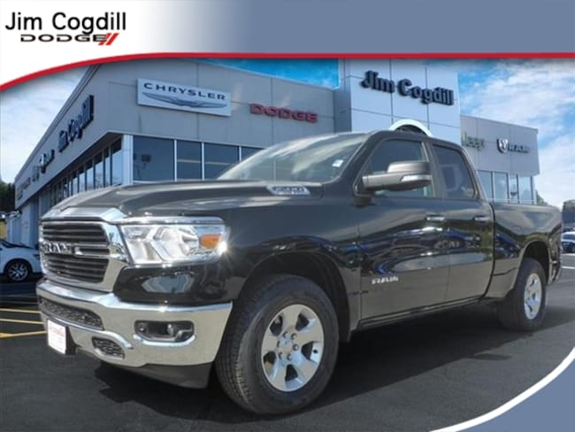 New 2019 Ram 1500 BIG HORN / LONE STAR QUAD CAB 4X4 6'4 BOX Quad Cab for sale in Knoxville, TN at Jim Cogdill Dodge Chrysler Jeep Ram
