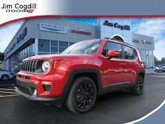 New 2019 Jeep Renegade ALTITUDE 4X2 Sport Utility For sale near Maryville TN
