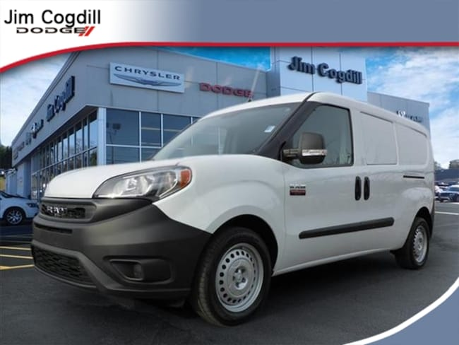 New 2019 Ram ProMaster City TRADESMAN CARGO VAN Cargo Van for sale in Knoxville, TN at Jim Cogdill Dodge Chrysler Jeep Ram