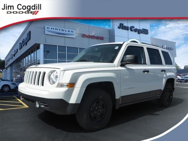 Used 2017 Jeep Patriot Sport 4x4 SUV For sale near Maryville TN