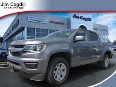 Used 2019 Chevrolet Colorado LT 1GCGTCEN0K1111804 For sale near Maryville TN