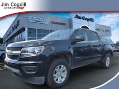 Used 2019 Chevrolet Colorado LT 1GCGTCEN9K1116516 For sale near Maryville TN