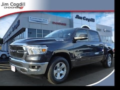 New 2019 Ram 1500 BIG HORN / LONE STAR CREW CAB 4X2 5'7 BOX Crew Cab For sale near Maryville TN