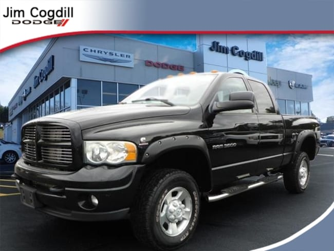 Used 2003 Dodge Ram 3500 SLT/Laramie Truck Quad Cab For sale near Maryville TN