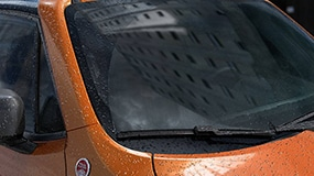 Available Rain-Sensing Windshield Wipers