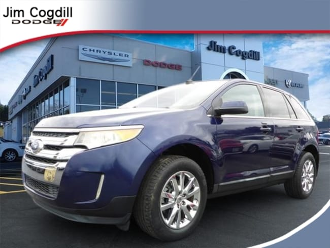 Used 2011 Ford Edge Limited SUV For sale near Maryville TN
