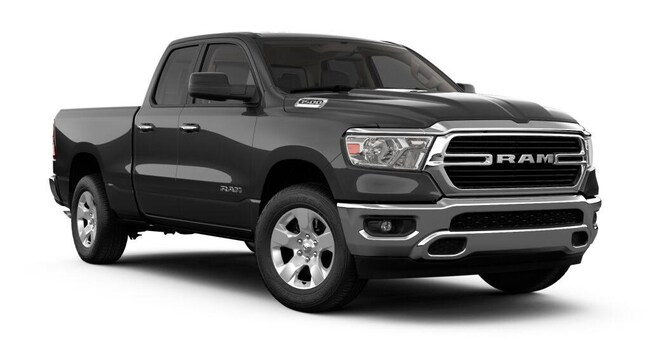 New 2019 Ram 1500 BIG HORN / LONE STAR QUAD CAB 4X2 6'4 BOX Quad Cab for sale in Knoxville, TN at Jim Cogdill Dodge Chrysler Jeep Ram