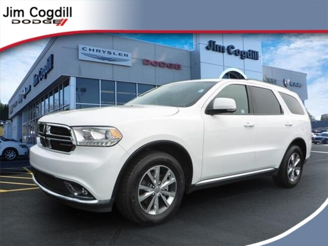Used 2016 Dodge Durango Limited SUV For sale near Maryville TN