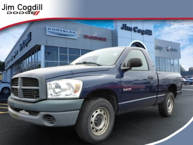 Used 2008 Dodge Ram 1500 ST/SXT Truck Regular Cab For sale near Maryville TN