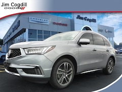 Used 2017 Acura MDX V6 SH-AWD with Advance & Entertainment Packages 5FRYD4H90HB019032 For sale near Maryville TN