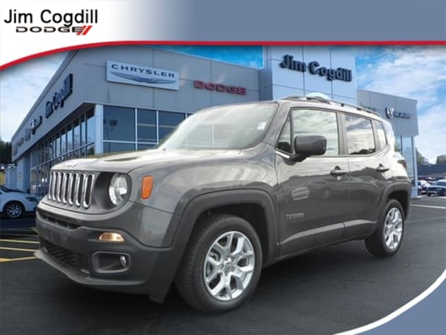 Used 2017 Jeep Renegade Latitude FWD SUV For sale near Maryville TN