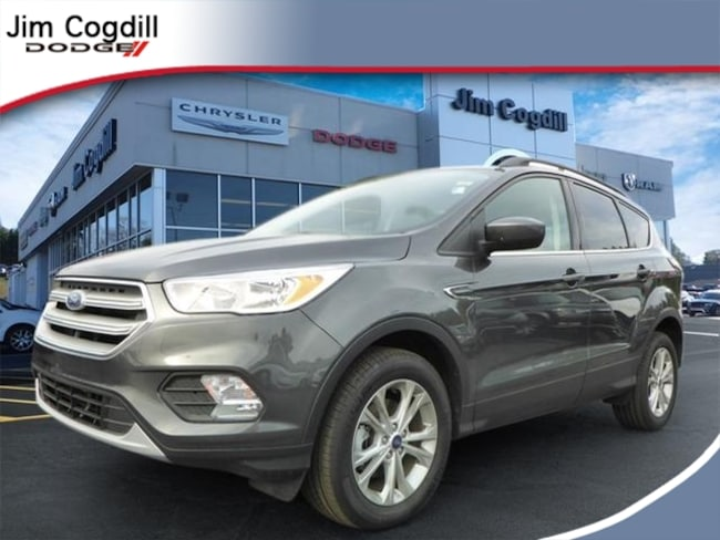 Used 2018 Ford Escape SE SUV For sale near Maryville TN