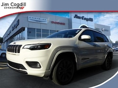 New 2019 Jeep Cherokee HIGH ALTITUDE 4X4 Sport Utility For sale near Maryville TN