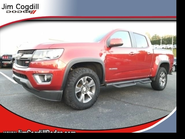 Used 2015 Chevrolet Colorado Z71 Truck Crew Cab For sale near Maryville TN