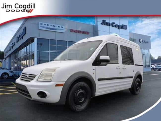 Used 2013 Ford Transit Connect XLT (510A) Wagon For sale near Maryville TN