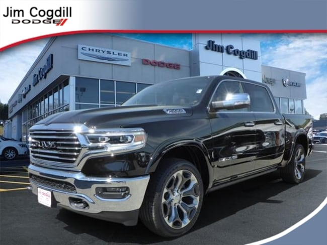 New 2019 Ram 1500 LARAMIE LONGHORN CREW CAB 4X4 5'7 BOX Crew Cab for sale in Knoxville, TN at Jim Cogdill Dodge Chrysler Jeep Ram