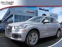 Used 2018 Audi Q5 2.0T Premium WA1BNAFY0J2002246 For sale near Maryville TN