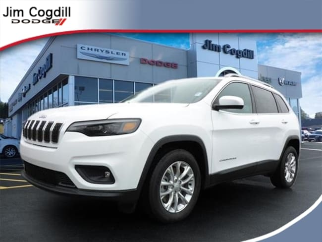 New 2019 Jeep Cherokee LATITUDE FWD Sport Utility for sale in Knoxville, TN at Jim Cogdill Dodge Chrysler Jeep Ram