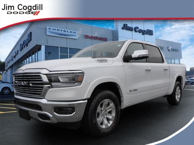 New 2019 Ram 1500 LARAMIE CREW CAB 4X4 5'7 BOX Crew Cab for sale in Knoxville, TN at Jim Cogdill Dodge Chrysler Jeep Ram