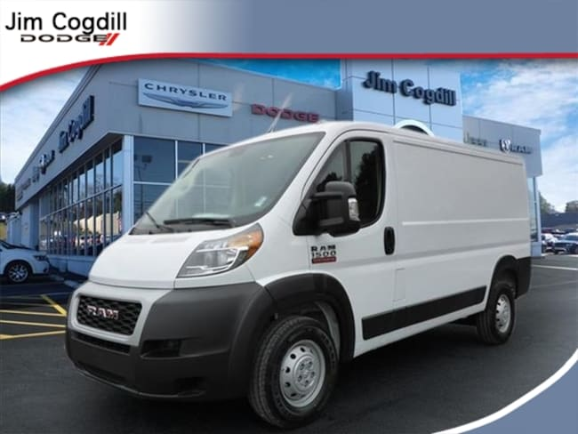 New 2019 Ram ProMaster 1500 CARGO VAN LOW ROOF 136 WB Cargo Van for sale in Knoxville, TN at Jim Cogdill Dodge Chrysler Jeep Ram