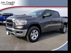 New 2019 Ram 1500 BIG HORN / LONE STAR CREW CAB 4X4 5'7 BOX Crew Cab For sale near Maryville TN