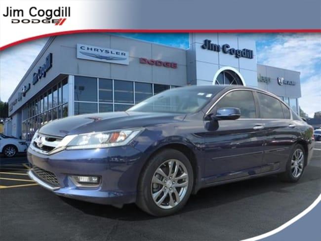 Used 2014 Honda Accord EX-L Sedan For sale near Maryville TN
