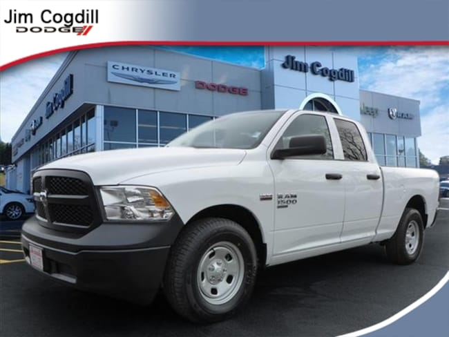 New 2019 Ram 1500 CLASSIC TRADESMAN QUAD CAB 4X2 6'4 BOX Quad Cab for sale in Knoxville, TN at Jim Cogdill Dodge Chrysler Jeep Ram