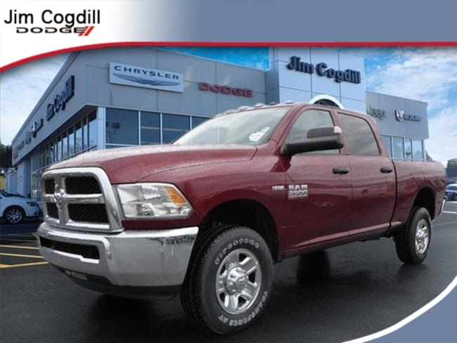 New 2018 Ram 2500 TRADESMAN CREW CAB 4X4 6'4 BOX Crew Cab for sale in Knoxville, TN at Jim Cogdill Dodge Chrysler Jeep Ram