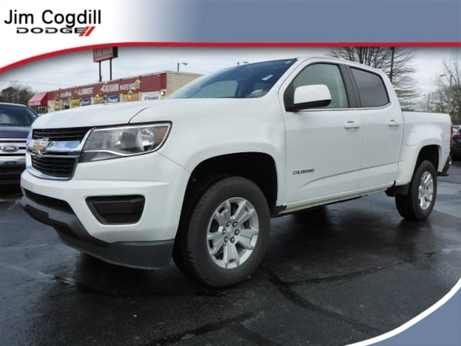 Used 2019 Chevrolet Colorado LT Truck Crew Cab For sale near Maryville TN