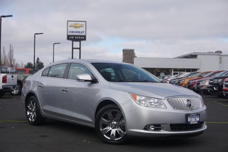 2012 Buick LaCrosse Premium 1 Sedan 8183A For sale near Keizer OR