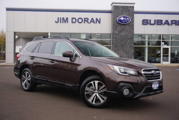 New 2019 Subaru Outback 2.5i Limited SUV 8215 for sale in McMinnville, OR