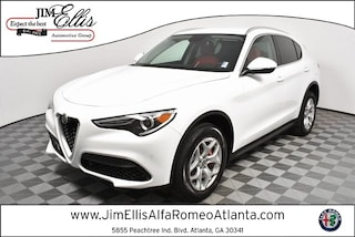 New 2019 Alfa Romeo Stelvio AWD Sport Utility AR1611 for Sale in Atlanta at Jim Ellis Alfa Romeo
