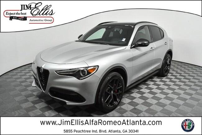 New 2019 Alfa Romeo Stelvio For Sale In Atlanta Ga Zaspakbn4k7c36703