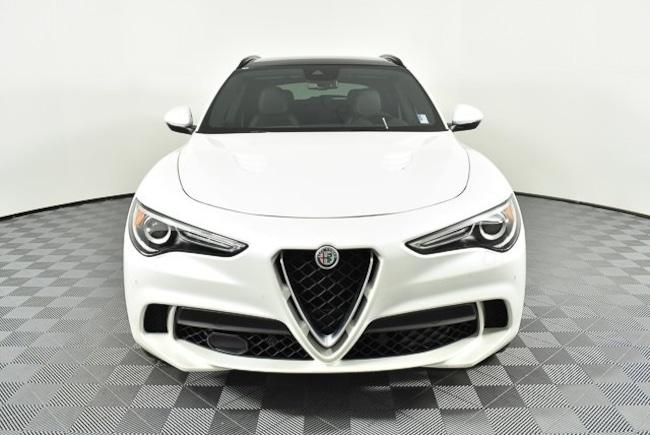 New 2019 Alfa Romeo Stelvio For Sale In Atlanta Ga Zaspakev0k7c30053
