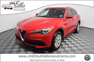 New 2019 Alfa Romeo Stelvio AWD Sport Utility AR1519 for Sale in Atlanta at Jim Ellis Alfa Romeo