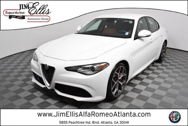 New 2019 Alfa Romeo Giulia For Sale In Atlanta Ga Zarfamanxk7599322