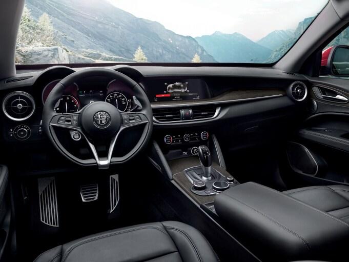 2018 Alfa Romeo Stelvio In Atlanta Luxury Suvs At Jim Ellis Alfa