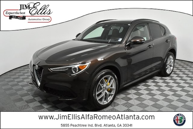 New 2019 Alfa Romeo Stelvio For Sale In Atlanta Ga Zaspakbn0k7c38433