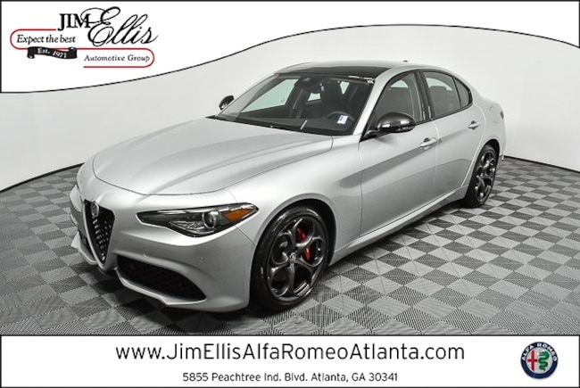 New 2019 Alfa Romeo Giulia For Sale In Atlanta Ga Zarfambn5k7607986