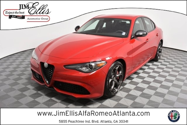 New 2019 Alfa Romeo Giulia For Sale In Atlanta Ga Zarfaman5k7599079