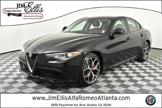 New 2019 Alfa Romeo Giulia For Sale In Atlanta Ga Zarfaman2k7606389