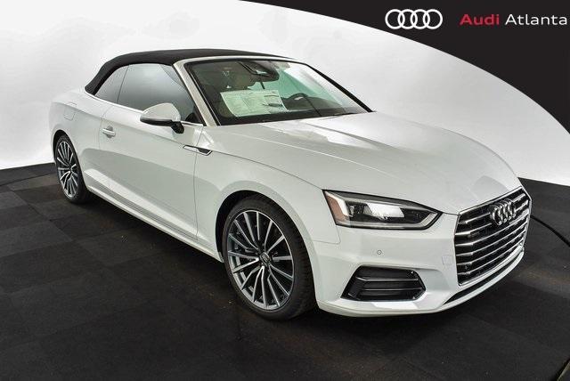 New 2019 Audi A5 2.0T Premium Plus Convertible in Atlanta, GA