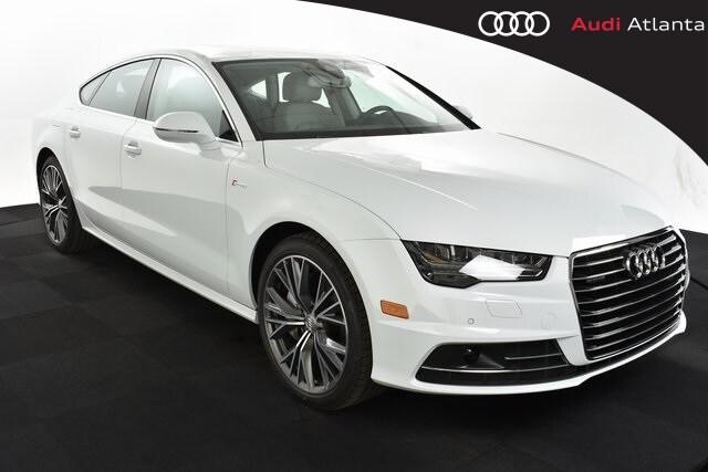 New 2018 Audi A7 3.0T Premium Plus Hatchback in Atlanta, GA