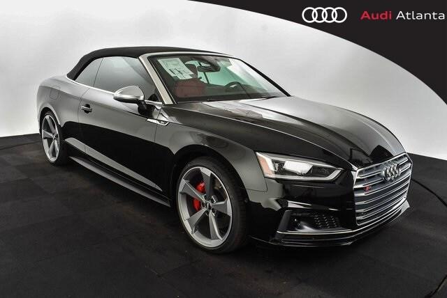 New 2019 Audi S5 3.0T Prestige Convertible WAU24GF52KN007933 A16486 in Atlanta, GA